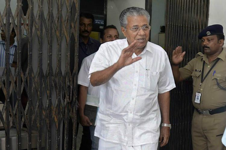 Kamal Haasan calls on Kerala CM Pinarayi, sets off political rumor mills