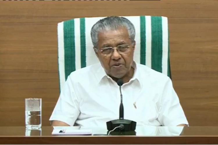 Father Stan Swamy should get justice Kerala CM Pinarayi Vijayan on activists arrest