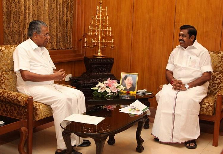 Kerala CM writes to TN CM on Mullaperiyar dam says water level should be brought down