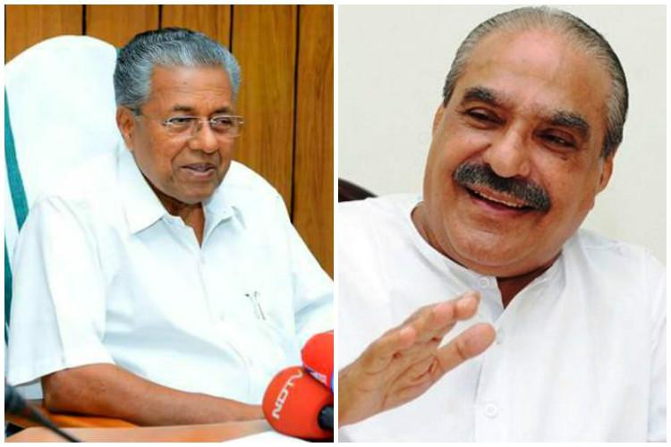 KM Mani wants to ride the LDF boat but it wont be easy rowing against the tide