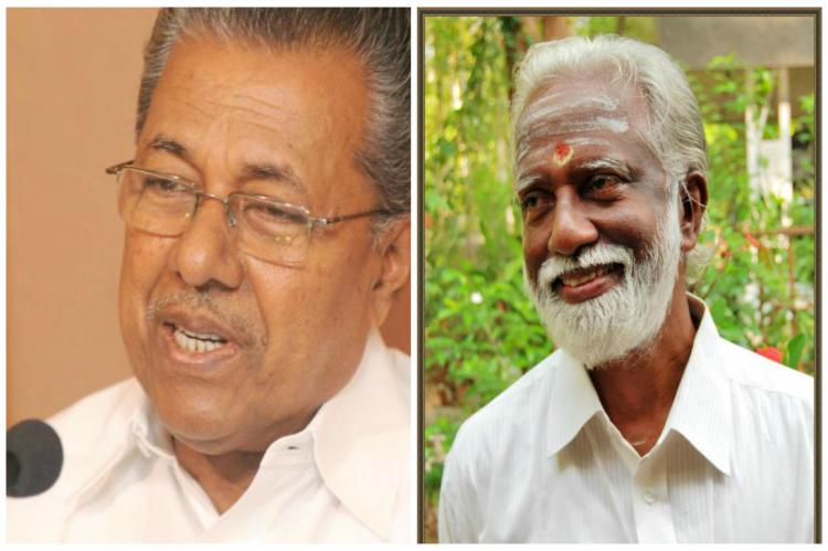Sangh forces cant stop non-Hindu traders from working in temple premises says Pinarayi