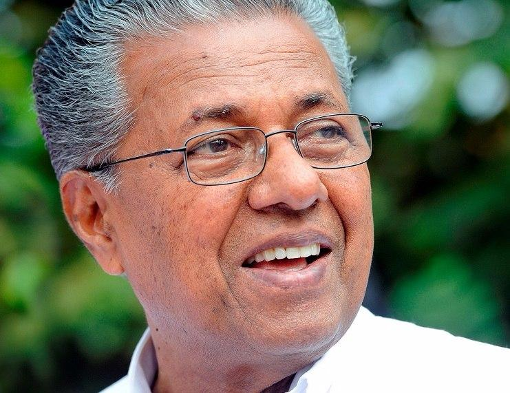 In the hot seat Kerala CM to appear on TV show to discuss state issues