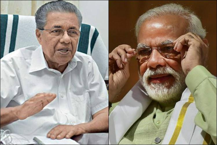 Repeal the new order on cattle slaughter Kerala CM writes to PM