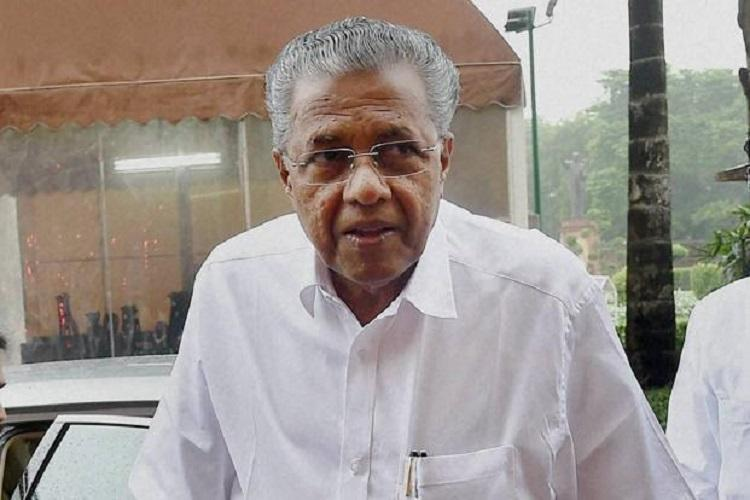 Respect former min Nataraja Pillai words misrepresented says Pinarayi