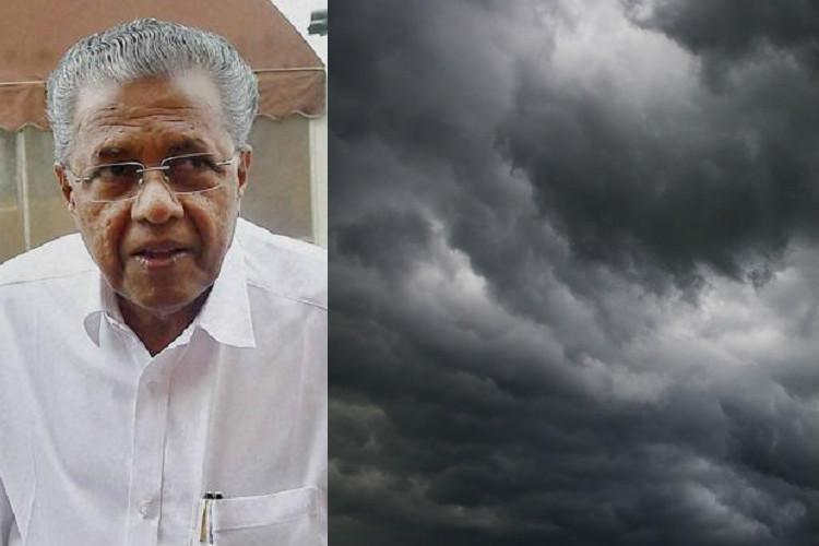 Kerala mulls cloud seeding to tackle worst drought in century