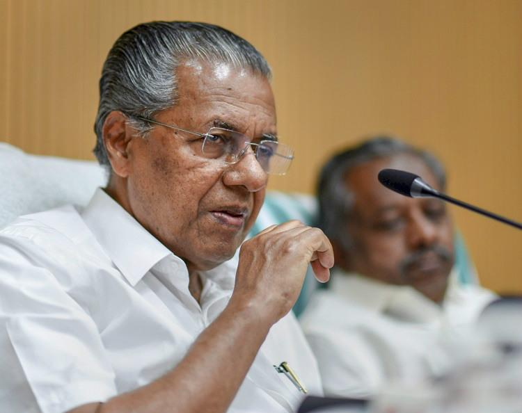 Ambiguity over Kerala NH projects reprioritisation Pinarayi writes to Min Gadkari