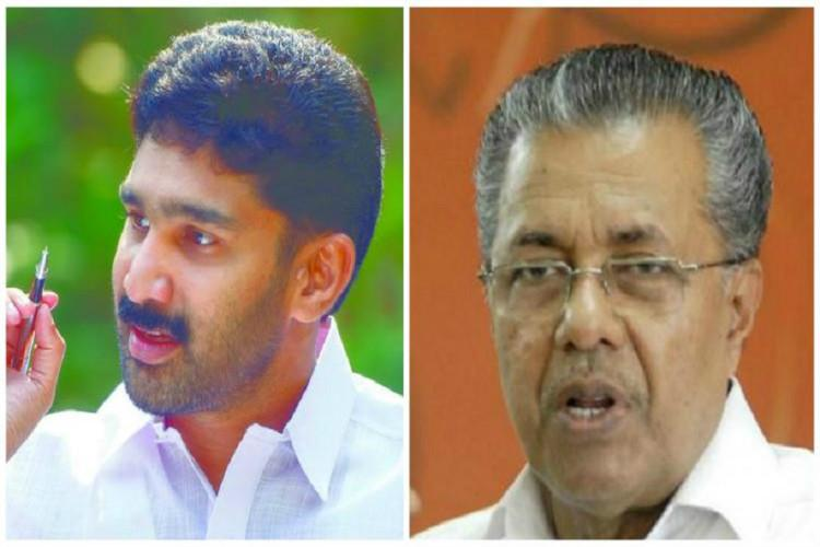 AKG is an emotion for Kerala Pinarayi lashes out at VT Balram for controversial post