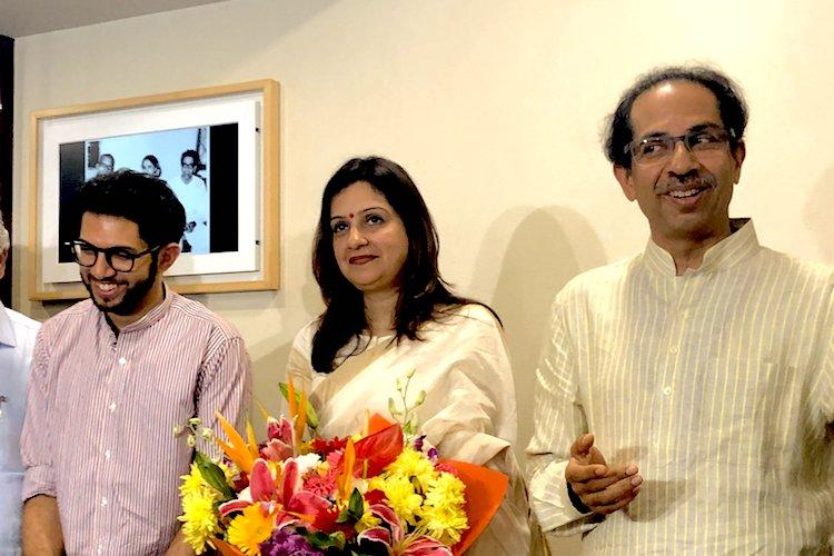 Why joining Shiv Sena is a deliberate political gambit by Priyanka Chaturvedi