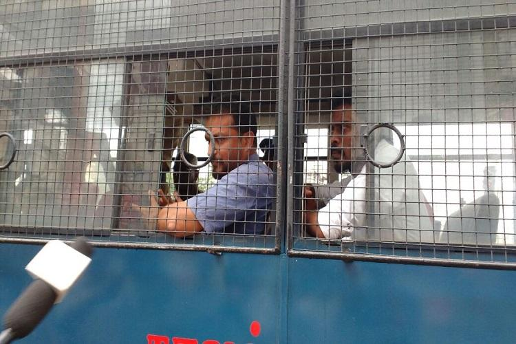 Piyush Manush physically assaulted in prison allege TN activists demanding his release