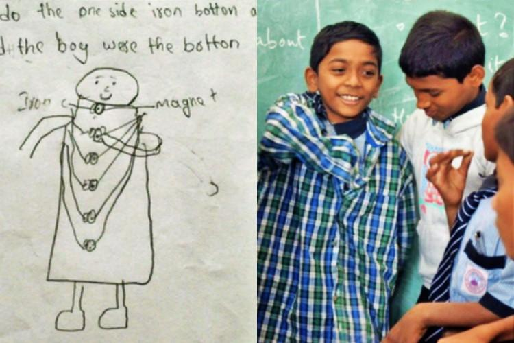 How Telangana govt school kids are finding simple solutions to daily problems with science