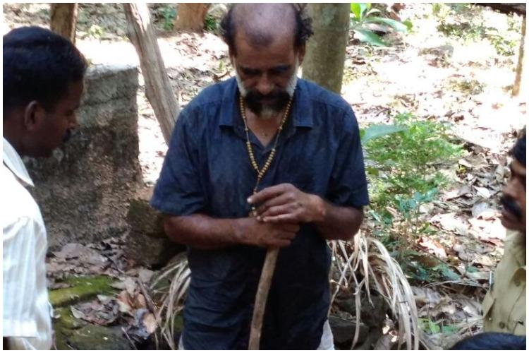 Day after crime church sexton who allegedly killed Kerala priest nabbed