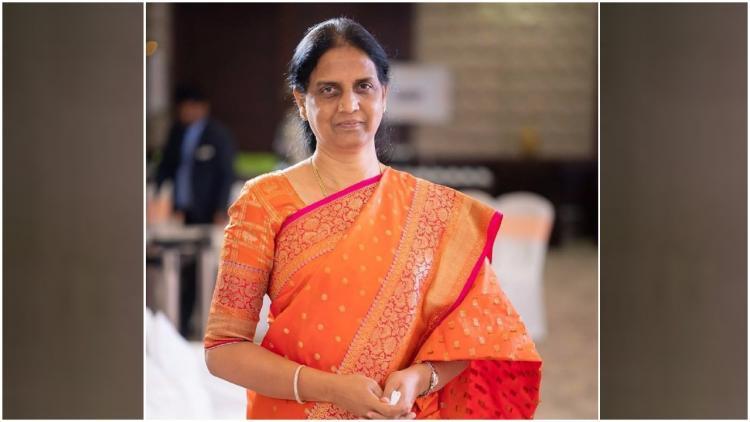 Telangana Education Minster Sabitha Indra Reddy