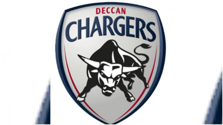 Deccan Chargers former Indian Premier League IPL team logo
