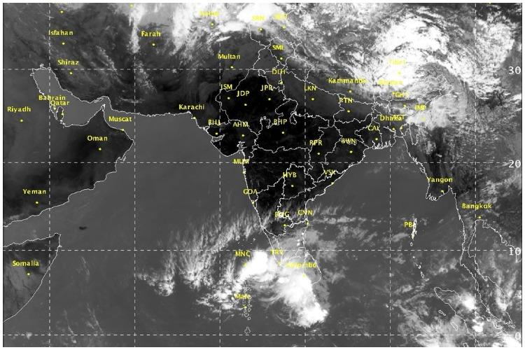 After Ockhi disaster Kerala government on high alert as depression in Arabian Sea deepens