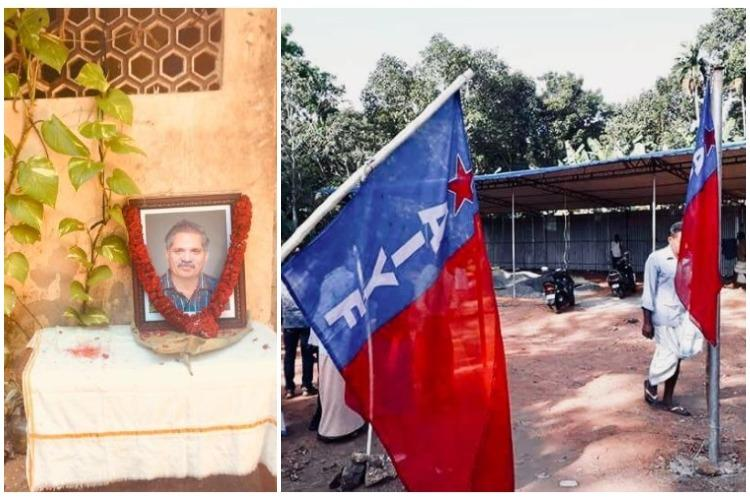 Kerala CPI youth wing gives warm welcome to 3 accused in NRI entrepreneur suicide case