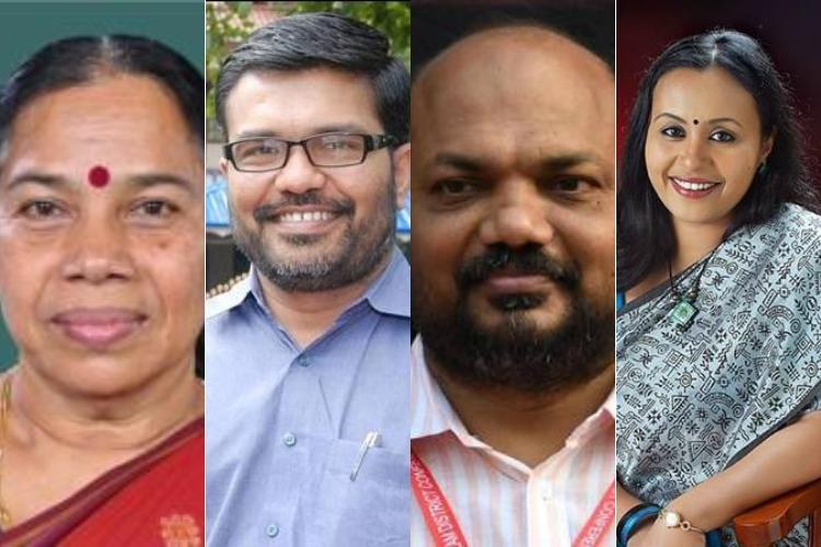 CPIM announces its 16 candidates MB Rajesh and Veena George get tickets
