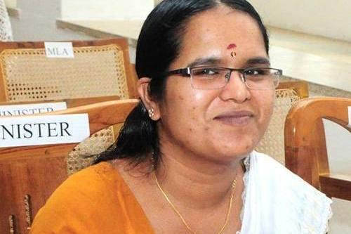 Kerala minister says she is Sreemathi not Kumari