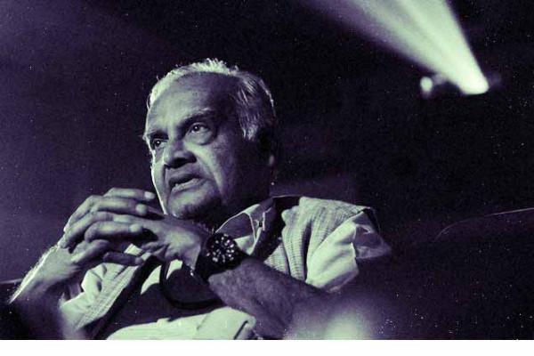 Celluloid man PK Nair founder-director of NFAI passes away