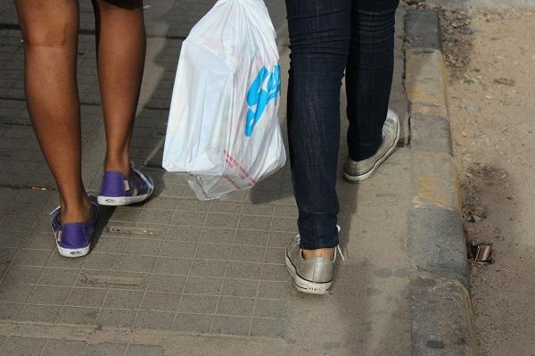 Bengalureans carry plastic bags at own risk else pay Rs 500 fine
