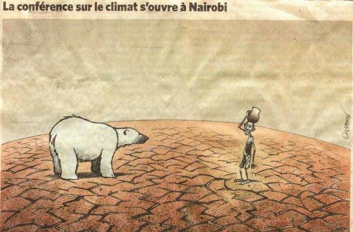 Paris Climate Deal Neither The Polar Bear Nor The Poor Are Served