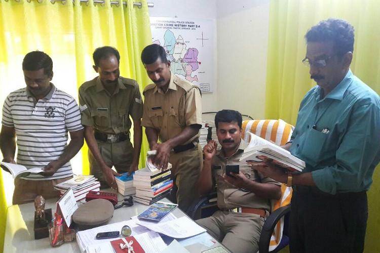 This Kerala police station is fighting crime with books and sports for the people