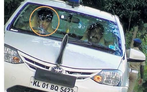 Not seen video-footage of my son cant comment IG Suresh to TNM