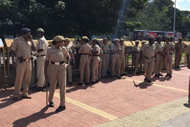 Law and order completely under control says Karnataka police chief on election eve