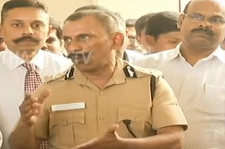 Pon Manickavel 20 Ex-Idol Wing chief appointed as Special Officer for a year