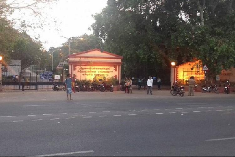 Pondy university orders counselling for anti-CAA protesters students council objects