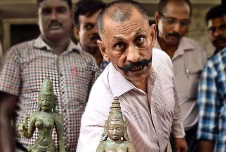 Pon Manickavel 20 What makes him indispensable to missing idols probe