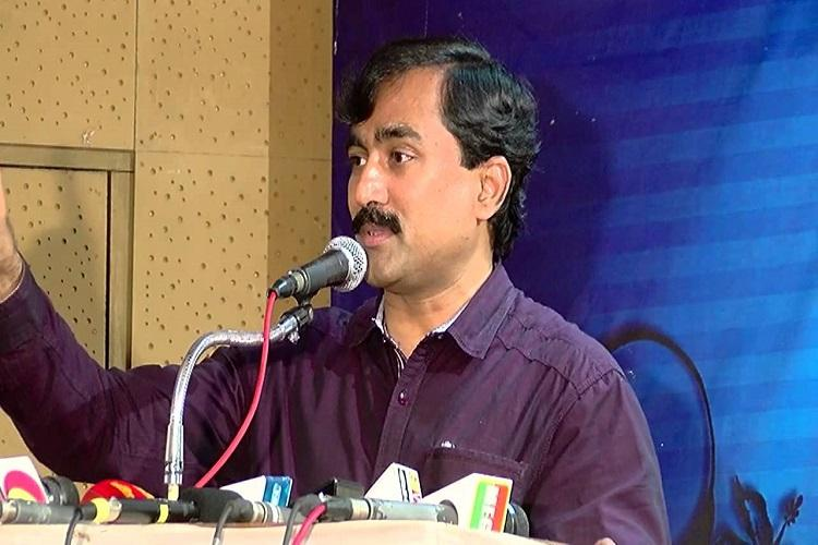 Ponraj brazens it out says anyone can use the name of public figure like Kalam in political party