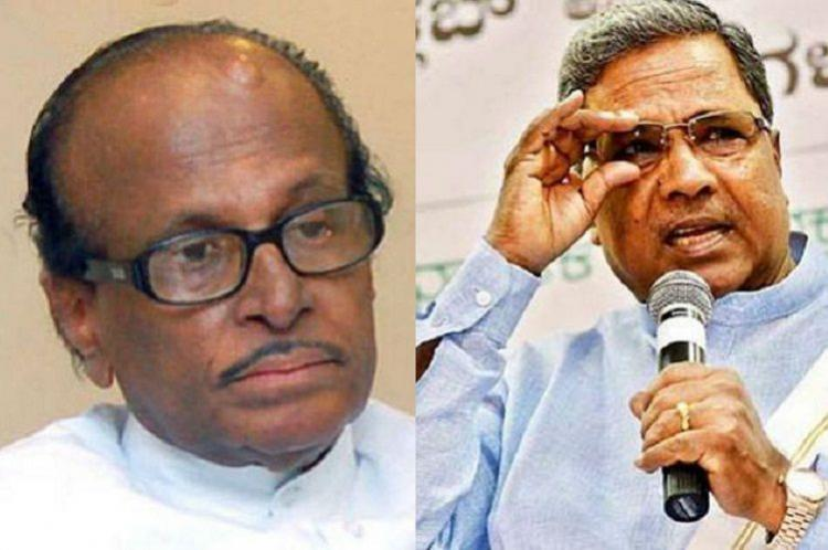 Ktaka Cong infighting Janardhan Poojary warns Siddaramaiah wants him to get his act together
