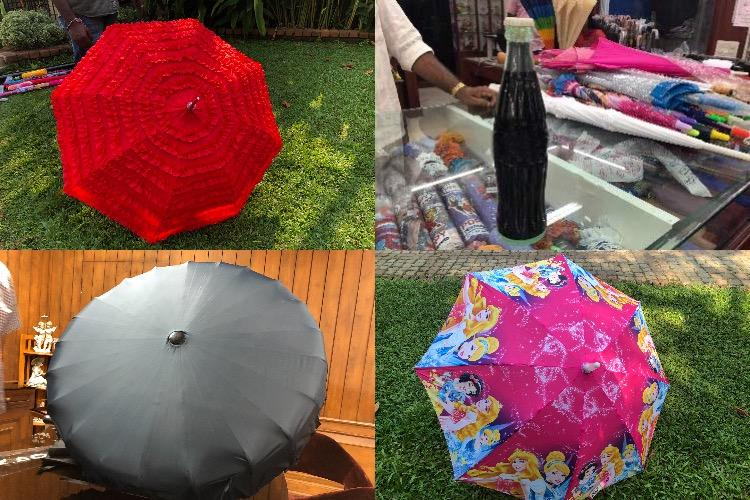 Watch Tracing the rise of Popy and Johns the umbrella kings of Kerala