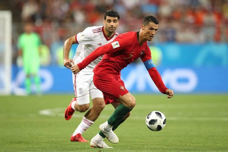 Portugal enter pre-quarters despite being held by Iran