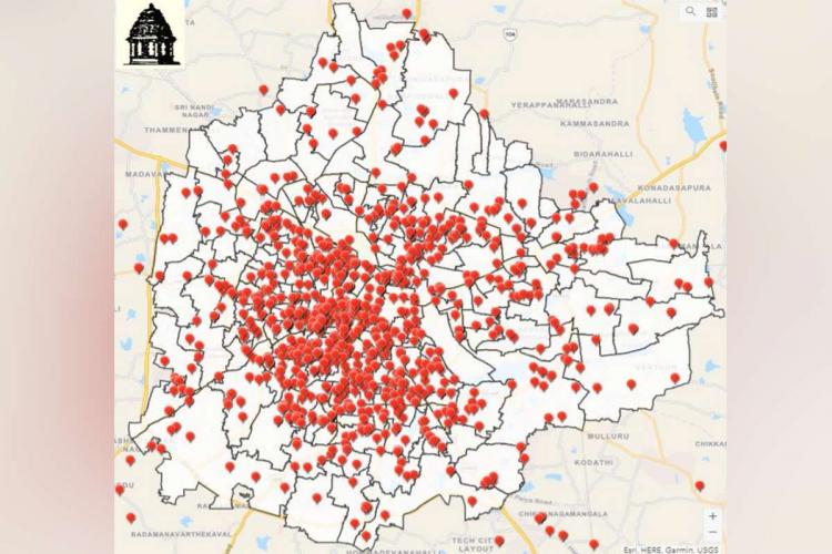 Bengaluru has 3181 active containment zones south zone reports rise in cases