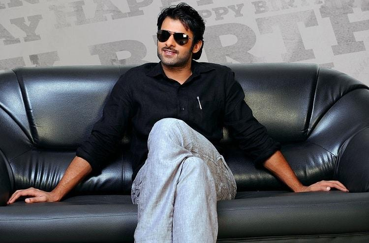 Back from holiday actor Prabhas joins sets of Sahoo