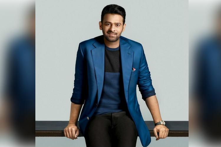 Prabhas next is a complete action thriller