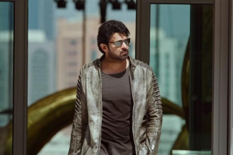 Watch Prabhas back with a bang in Shades of Saaho