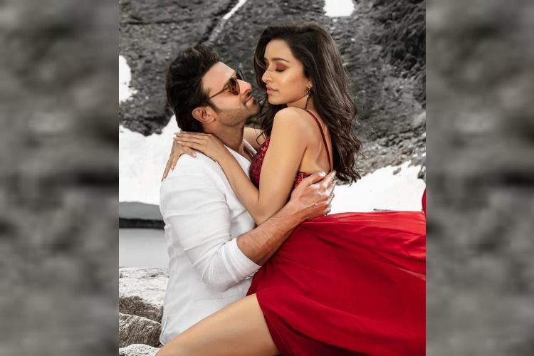 Watch Prabhas-Shraddhas second single from Saaho gets fans excited