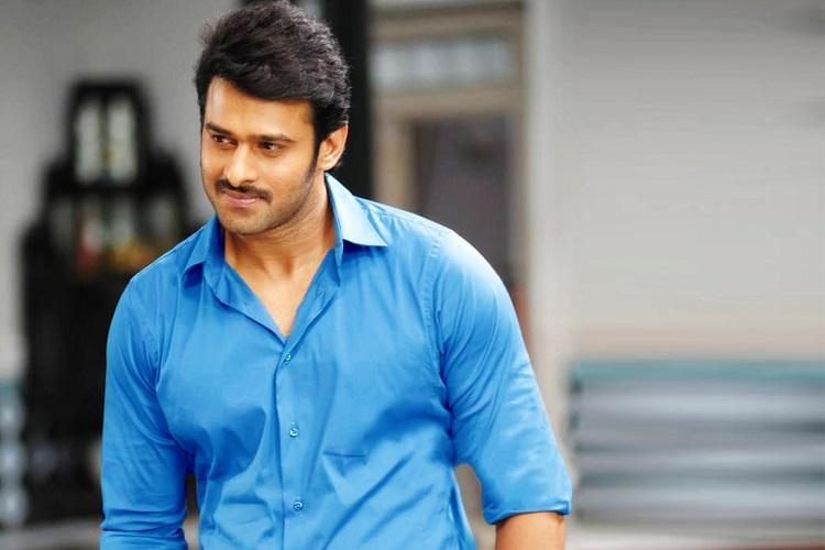 Is the title of Prabhas next film connected with Baahubali