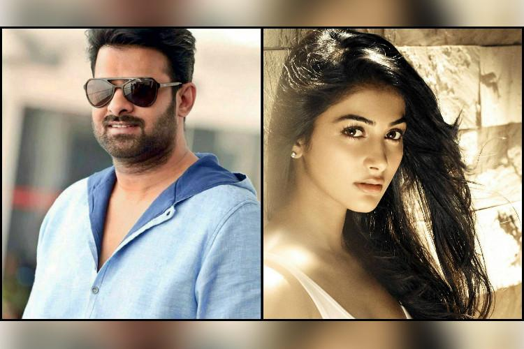 Prabhas signs bilingual with Pooja Hedge as co-star
