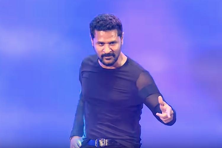 Watch 16 times Prabhu Deva blew us away with his dance genius