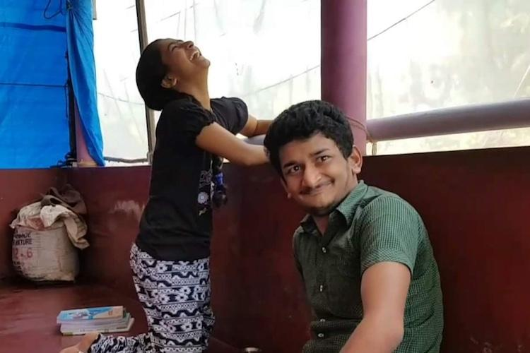 True grit Karkala siblings fight poverty disability to clear PU Board exams