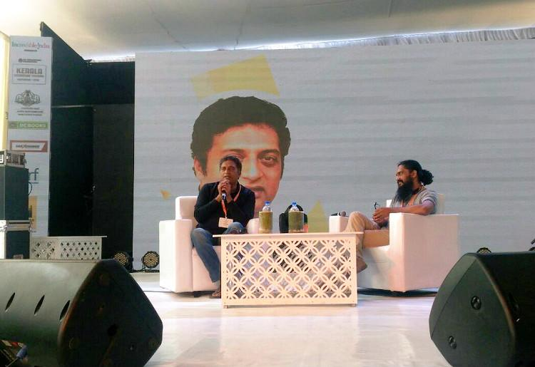 In a healthy society you dont need censors at all Prakash Raj