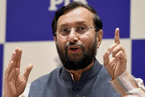 Challenges will be converted into opportunities Javadekar on taking charge of HRD Ministry