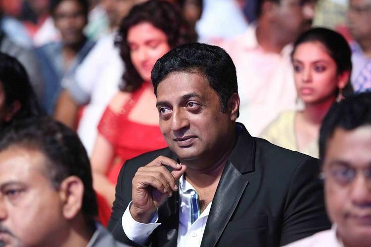 Whats Kaala got to do with Cauvery Prakash Raj opposes films ban in Ktaka