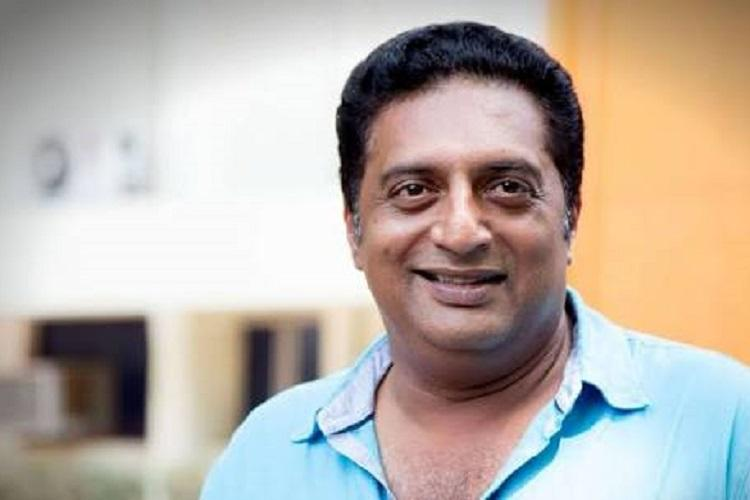 Prakash Raj to contest from Bengaluru Central constituency in Lok Sabha elections