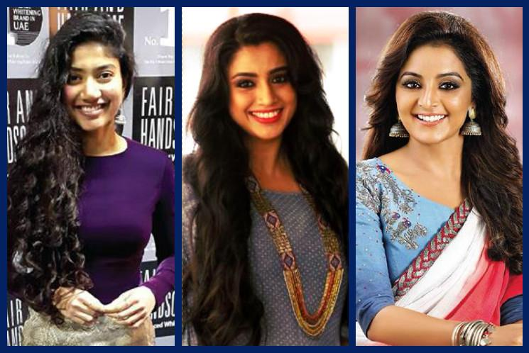 Which of these celebrities wearing a Poornima Indrajith outfit did fans like most