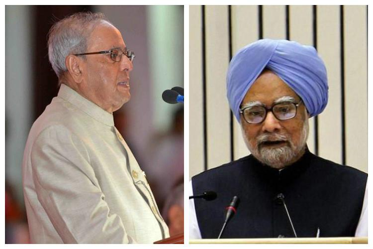 Pranab Mukherjee was better qualified to be PM had reason to feel aggrieved Manmohan Singh