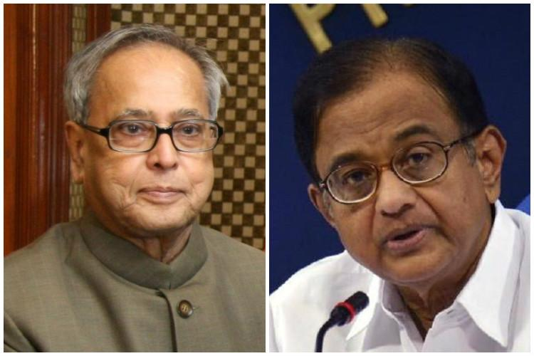 Chidambaram urges Pranab to attend RSS event speak on whats wrong with their ideology